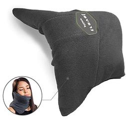 Travel Scarf Pillow Neck Support for Airplane - Ultralight,