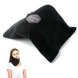 Scientifically Proven Super Soft Travel Pillow with Ultra Pl