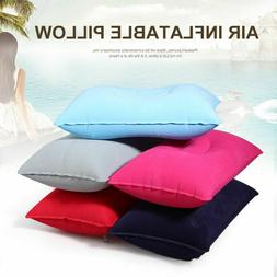Sleep Plane Hotel Flocking Cushion Folding Air Inflatable Pi