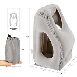 travel pillow Outdoor Travel Smart Inflatable Air Cushion Ne