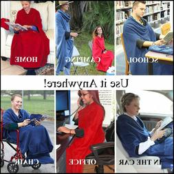 Smart Travel Blanket Medical Edition- Great for Outdoor and