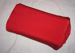 The Pillow Plus - RED - use for beach, travel, camping, lumb