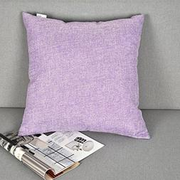 Natus Weaver Throw Cushion Faux Linen Home Decorative Hand M