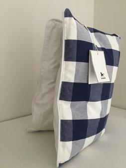 Hastens Travel Duck Feather Pillow 100% Organic Cotton  Made