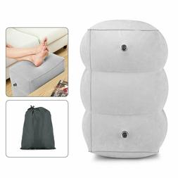 travel foot rest pillow adjustable bed in