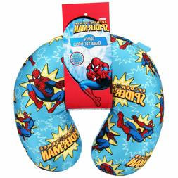 Travel Neck Pillow Minnie Princesses Cars Spiderman Girl Boy