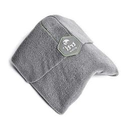 Trtl Travel Pillow - Soft Neck Support Pillow - Grey - Brand