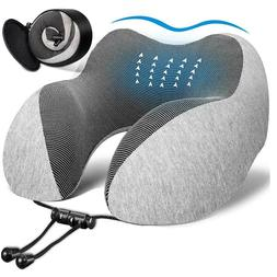 travel pillow u shaped memory foam pillow