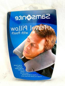 Samsonite Travel Pillow With Pouch - SM6210CG NECK SUPPORT I