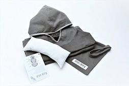 Tucker Travel Cover 4-in-1 Travel Blanket and Pillow for Air