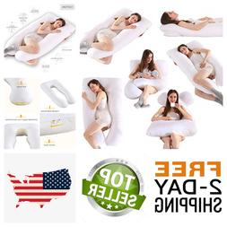 U-shaped full body pillow -Wannafree Full Body Pregnancy Pil