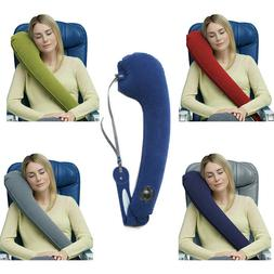 Travelrest Ultimate Inflatable Travel Pillow Neck Head Shoul